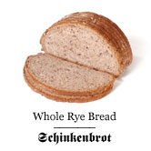 Schinkenbrot Sliced